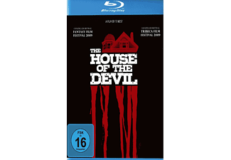 The House of the Devil - (Blu-ray)