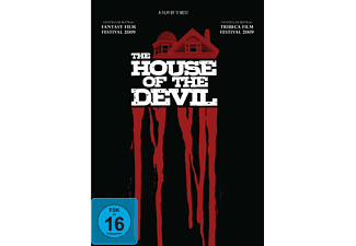 The House of the Devil [DVD]