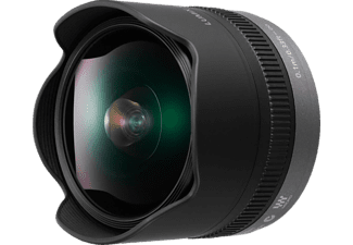 PANASONIC H-F008E Fish-Eye für Micro-Four-Thirds , 8 mm - 8 mm , f/3.5