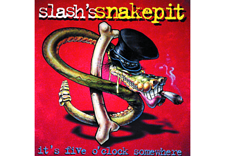 Slash's Snakepit - It's Five O'clock Somewhere [CD]