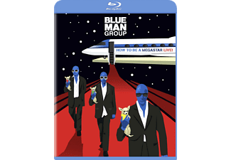 Blue Man Group - How To Be A Megastar-Live! - (Blu-ray)