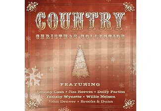 VARIOUS - Country Christmas Collection - (CD)