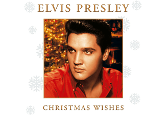 Elvis Presley - Christmas Wishes [CD]