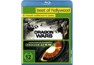Godzilla / Dragon Wars (Best Of Hollywood) [Blu-ray]