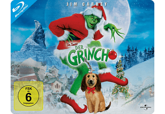 Der Grinch (Steelbook Edition) [Blu-ray]
