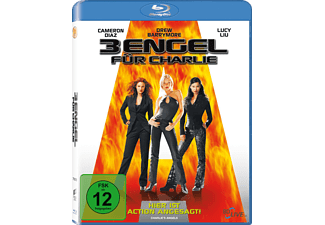 3 Engel für Charlie Action Blu-ray