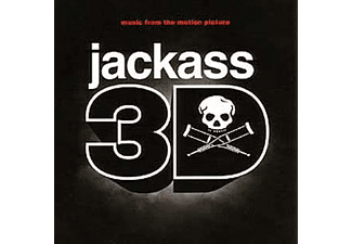 Various Jackass-3D Rock CD