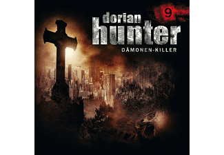Dorian Hunter 09: Im Labyrinth des Todes - (CD)