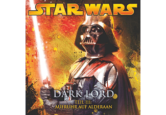 Dark Lord (Teil 3) - Aufruhr auf Alderaan - 1 CD - Science Fiction