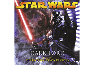 Dark Lord (Teil 4) - Der Untergang von Kashyyyk - 1 CD - Science Fiction