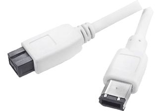 VIVANCO (45429) FIREWIRE KABEL 9P <lt/>-<gt/> 6P 2M