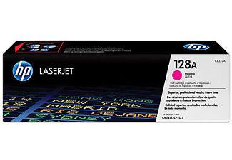 HP CE323A CARTRIDGE MAGENTA 128A