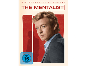 The Mentalist - Staffel 2 Krimi DVD
