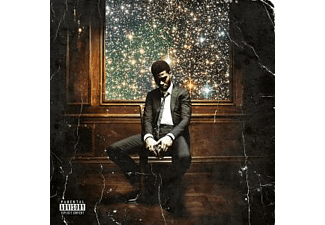 Kid Cudi - Man On The Moon 2: The Legend Of Mr.Rager [CD]