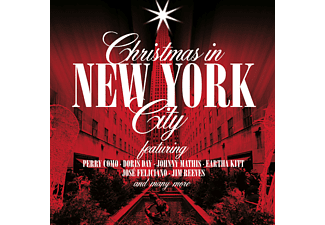 VARIOUS - Christmas In New York [CD]