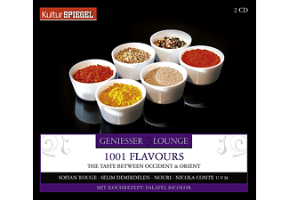 Various - Geniesser Lounge-1001 Flavours [CD]