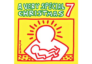 VARIOUS - A Very Special Christmas Vol.7 - (CD)