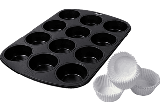 W. F. KAISER 646022 2-tlg., Muffin-Set