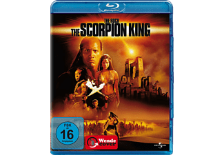 The Scorpion King - (Blu-ray)