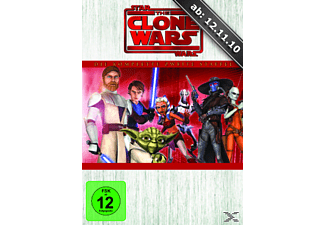 Star Wars: The Clone Wars - Staffel 2 Box Animation/Zeichentrick DVD