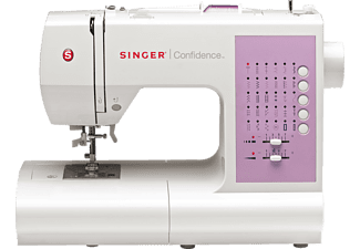 SINGER Confidence 7463 Computernähmaschine (65 Watt, 1-stufig)