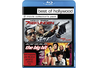 7 Sekunden / The Big Hit (Best Of Hollywood) [Blu-ray]