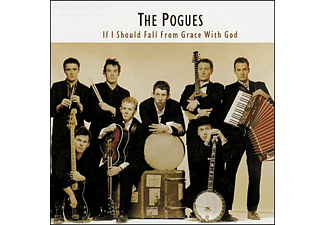 The Pogues - If I Should Fall From Grace With God - (CD)