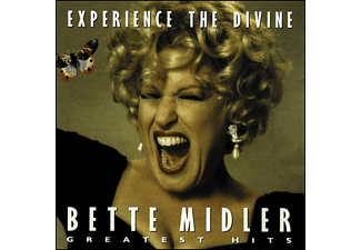 Bette Midler - Experience The Divine-Greatest Hits [CD]