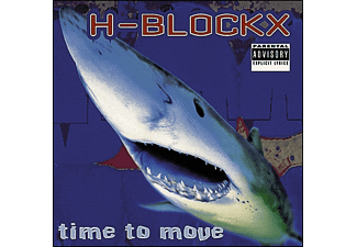H-Blockx - Time To Move [CD]