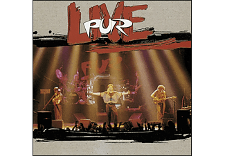 PUR - Live - (CD)