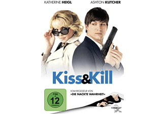 Kiss and Kill Action DVD