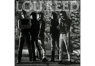 Lou Reed - New York (CD)