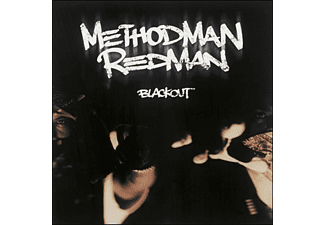 Method Man Black Out HipHop CD