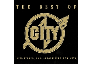 City - Best Of City [CD]