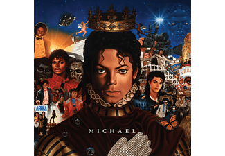 Michael Jackson Michael Pop CD