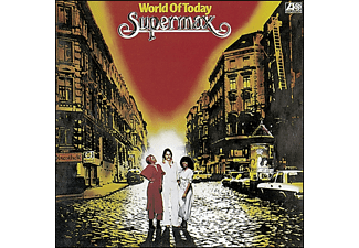 Supermax - WORLD OF TODAY [CD]