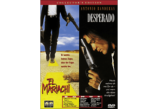 DESPERADO/EL MARIACHI (COLLECTORS EDITION) [DVD]