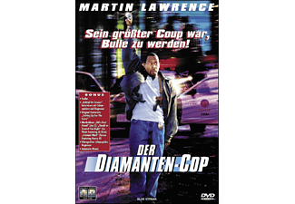 DER DIAMANTEN-COP [DVD]
