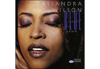 Cassandra Wilson - Blue Light 'til Dawn [CD]
