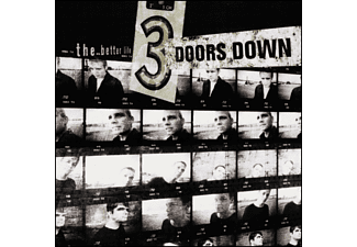 3 Doors Down - THE BETTER LIFE [CD]