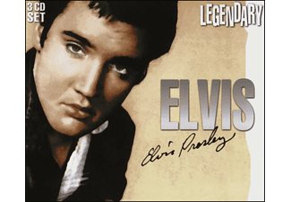 Elvis Presley - Legendary - (CD)