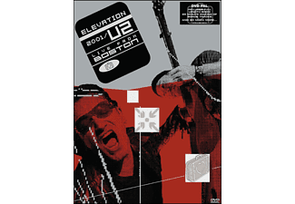U2 - Elevation 2001: U2 Live From Boston - (DVD)