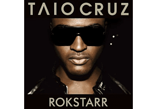 Taio Cruz ROKKSTAR Black/Soul/R&B/Gospel CD