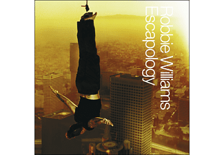 Robbie Williams - ESCAPOLOGY [CD]
