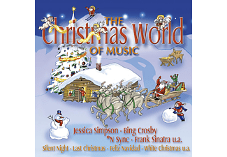 Various - The Christmas World Of Music [CD]