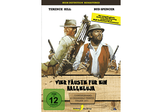Vier Fäuste für ein Halleluja (High Definition Remastered) [DVD]