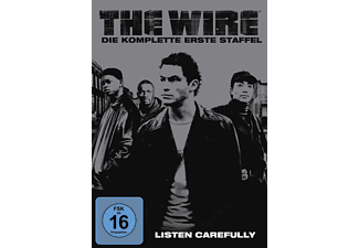 The Wire - Staffel 1 Krimi DVD