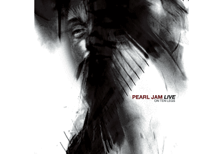 Pearl Jam Live On Ten Legs Rock CD