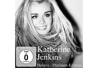 Katherine Jenkins - Believe [CD + DVD Video]