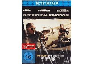 Operation: Kingdom Action Blu-ray